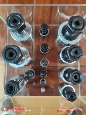 NUKR62|KR62|KR62PP螺栓滚轮轴承
